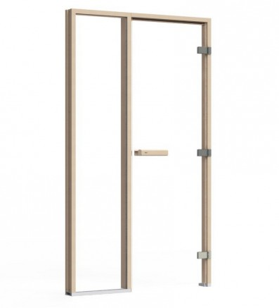 Glasfront 2900 - Двери, фасады для сауны